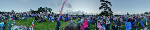 Battle Proms - View from the crowd